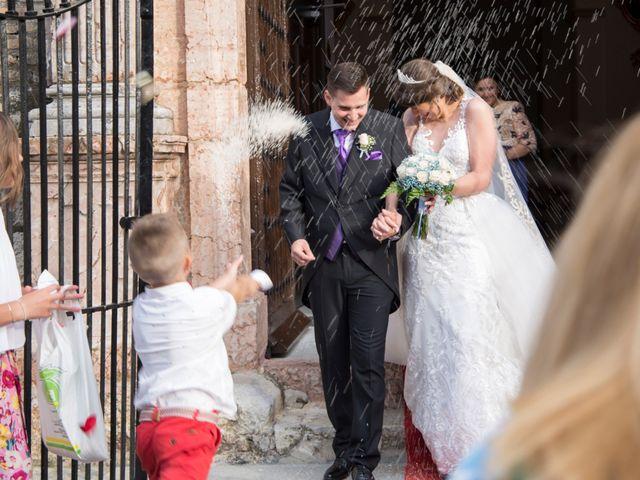 La boda de Araceli y Miguel Ángel en Lucena, Córdoba 18