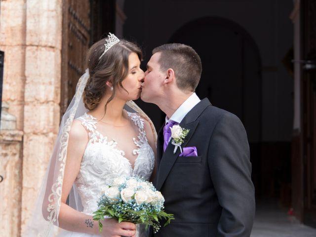 La boda de Araceli y Miguel Ángel en Lucena, Córdoba 19