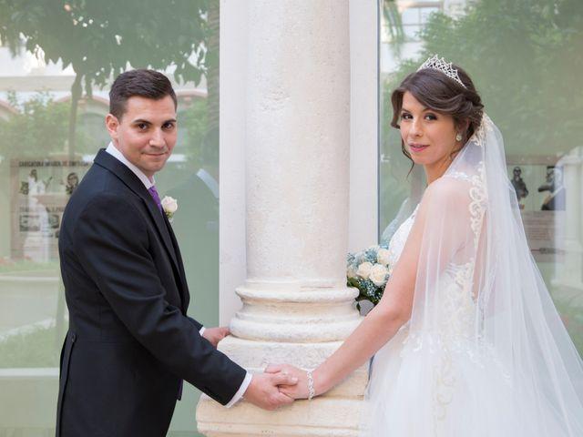 La boda de Araceli y Miguel Ángel en Lucena, Córdoba 25