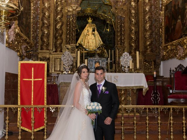 La boda de Araceli y Miguel Ángel en Lucena, Córdoba 28