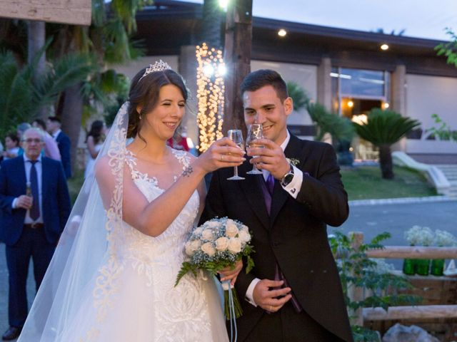 La boda de Araceli y Miguel Ángel en Lucena, Córdoba 30