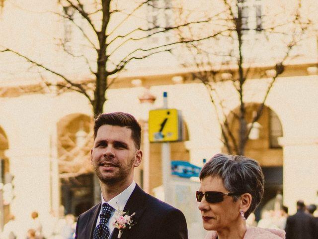 La boda de Haritz y Rocio en Donostia-San Sebastián, Guipúzcoa 35