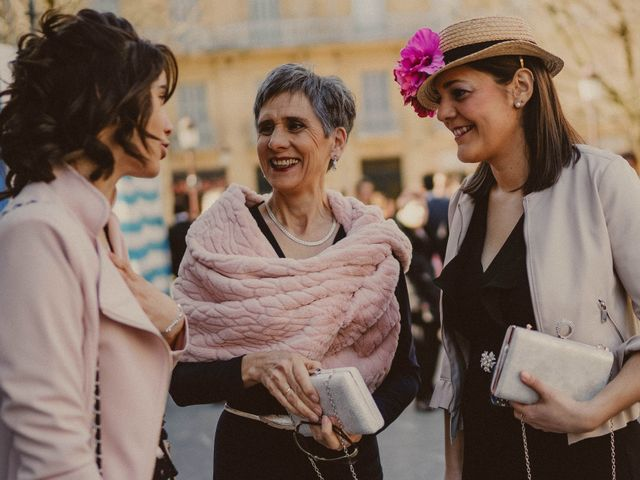 La boda de Haritz y Rocio en Donostia-San Sebastián, Guipúzcoa 38