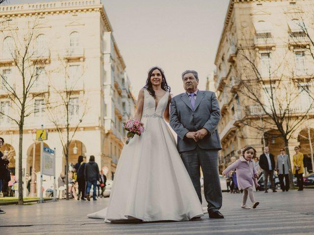 La boda de Haritz y Rocio en Donostia-San Sebastián, Guipúzcoa 39