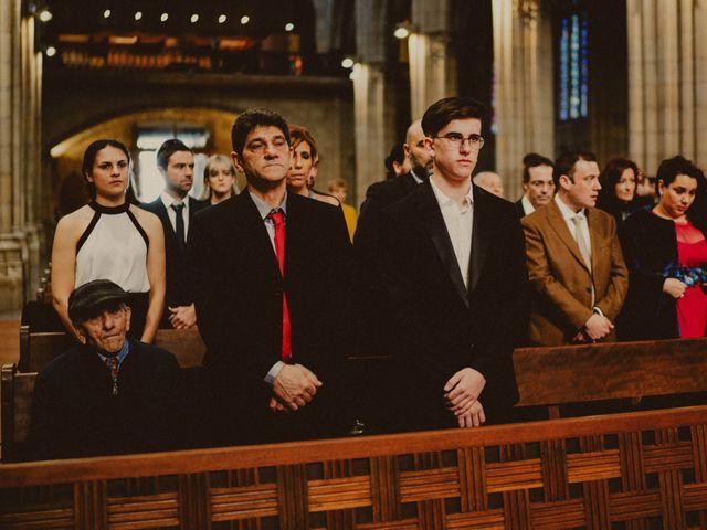 La boda de Haritz y Rocio en Donostia-San Sebastián, Guipúzcoa 59