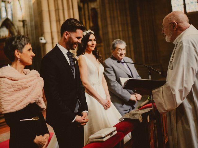 La boda de Haritz y Rocio en Donostia-San Sebastián, Guipúzcoa 71