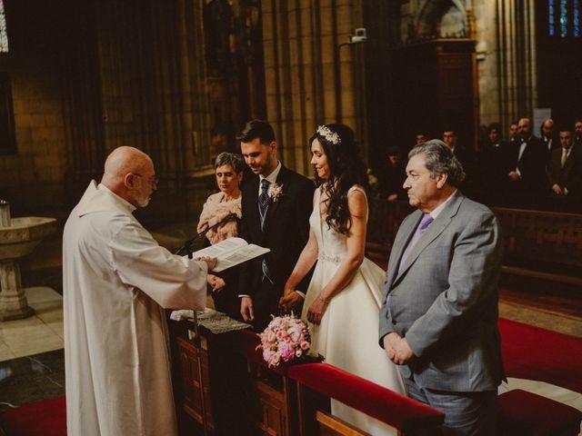 La boda de Haritz y Rocio en Donostia-San Sebastián, Guipúzcoa 72
