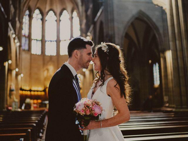La boda de Haritz y Rocio en Donostia-San Sebastián, Guipúzcoa 105
