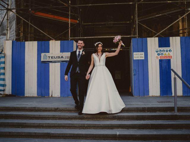 La boda de Haritz y Rocio en Donostia-San Sebastián, Guipúzcoa 107