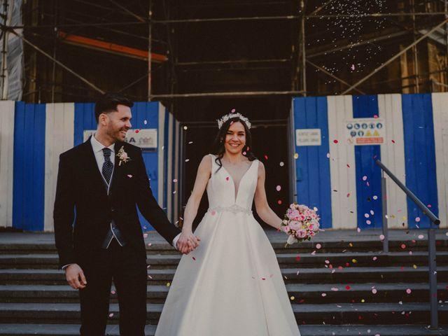 La boda de Haritz y Rocio en Donostia-San Sebastián, Guipúzcoa 108