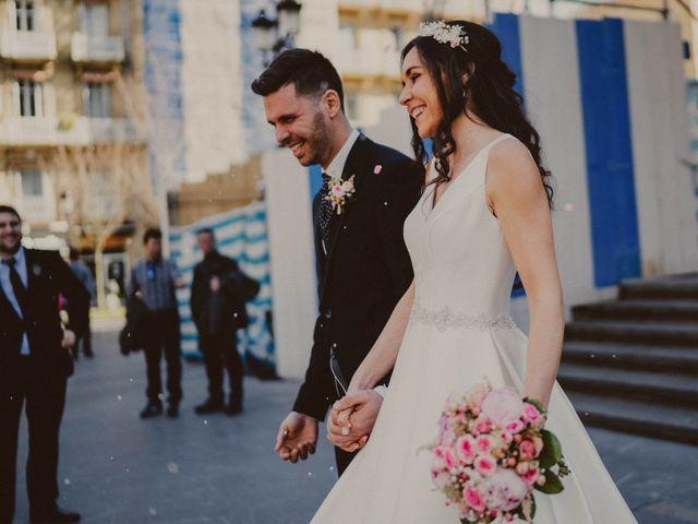 La boda de Haritz y Rocio en Donostia-San Sebastián, Guipúzcoa 110