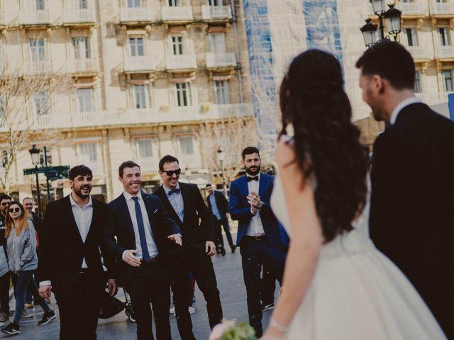 La boda de Haritz y Rocio en Donostia-San Sebastián, Guipúzcoa 112