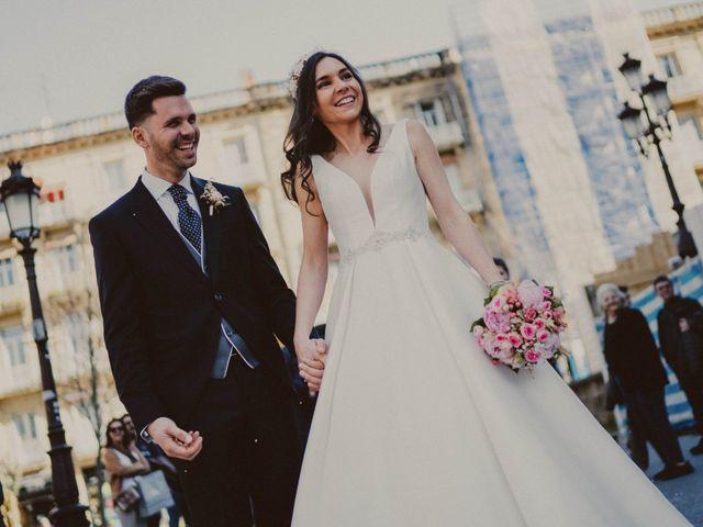 La boda de Haritz y Rocio en Donostia-San Sebastián, Guipúzcoa 115