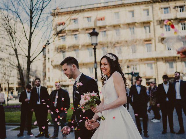 La boda de Haritz y Rocio en Donostia-San Sebastián, Guipúzcoa 117
