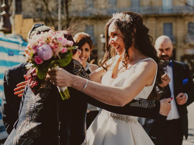 La boda de Haritz y Rocio en Donostia-San Sebastián, Guipúzcoa 124