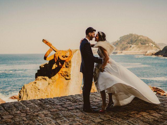 La boda de Haritz y Rocio en Donostia-San Sebastián, Guipúzcoa 136