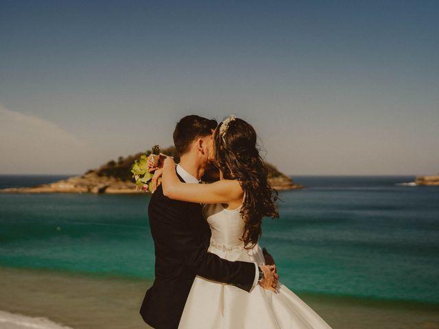 La boda de Haritz y Rocio en Donostia-San Sebastián, Guipúzcoa 141