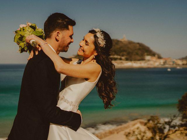 La boda de Haritz y Rocio en Donostia-San Sebastián, Guipúzcoa 142