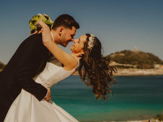 La boda de Haritz y Rocio en Donostia-San Sebastián, Guipúzcoa 143