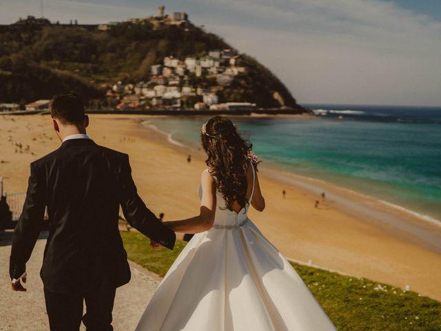 La boda de Haritz y Rocio en Donostia-San Sebastián, Guipúzcoa 144