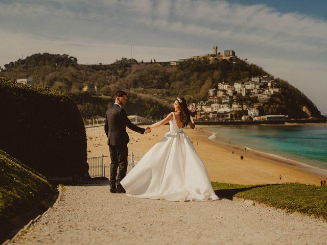 La boda de Haritz y Rocio en Donostia-San Sebastián, Guipúzcoa 145