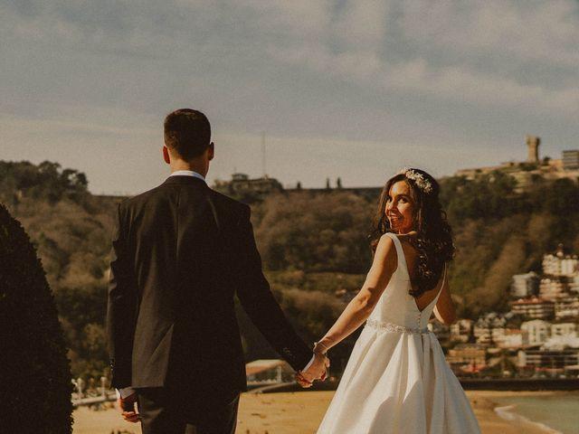 La boda de Haritz y Rocio en Donostia-San Sebastián, Guipúzcoa 146
