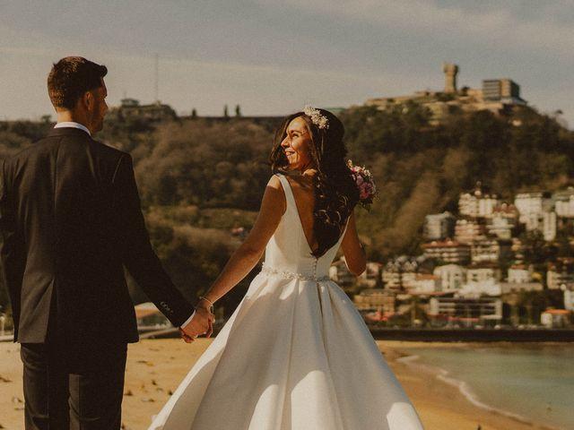 La boda de Haritz y Rocio en Donostia-San Sebastián, Guipúzcoa 147
