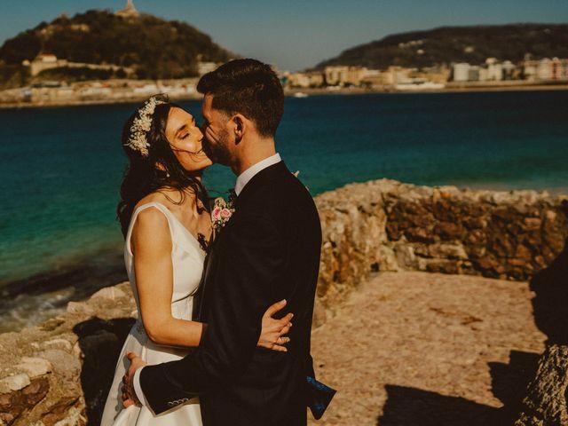 La boda de Rocio y Haritz