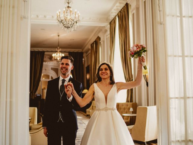 La boda de Haritz y Rocio en Donostia-San Sebastián, Guipúzcoa 161