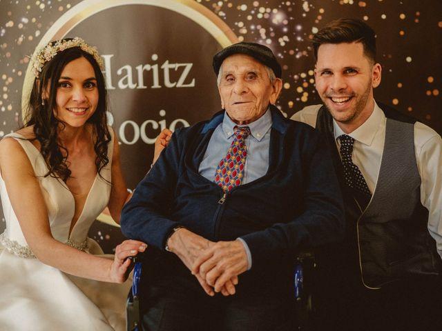 La boda de Haritz y Rocio en Donostia-San Sebastián, Guipúzcoa 173