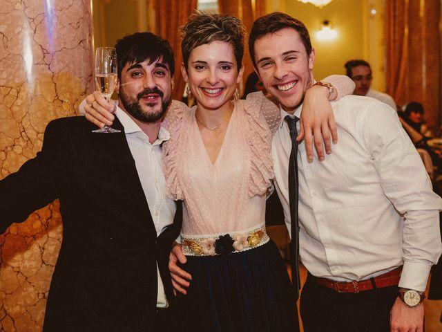 La boda de Haritz y Rocio en Donostia-San Sebastián, Guipúzcoa 205