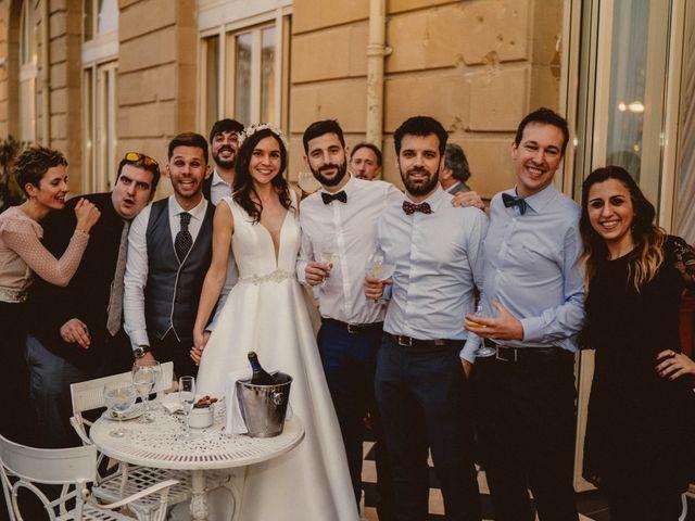 La boda de Haritz y Rocio en Donostia-San Sebastián, Guipúzcoa 219