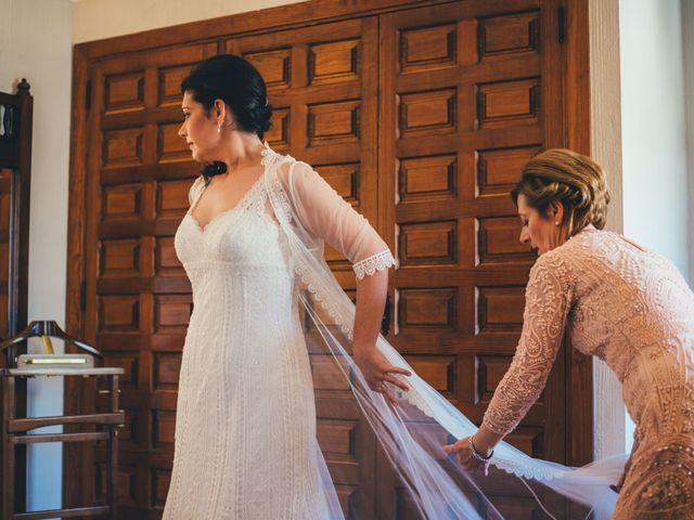 La boda de Daniel y Andrea en Cuenca, Cuenca 8