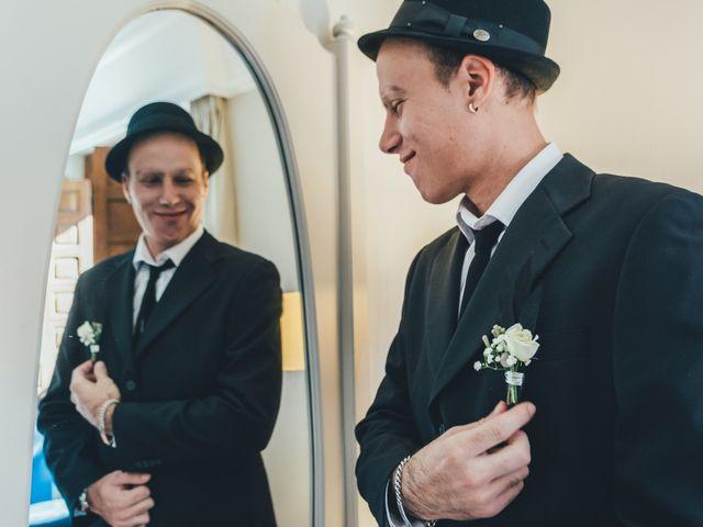 La boda de Daniel y Andrea en Cuenca, Cuenca 11