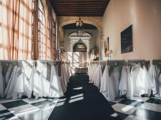 La boda de Daniel y Andrea en Cuenca, Cuenca 16