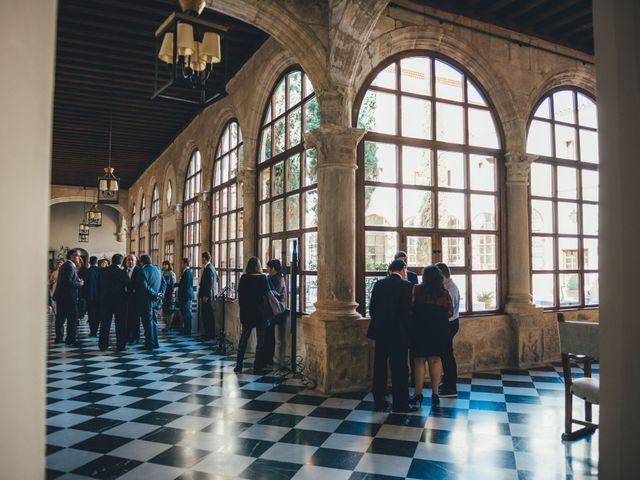La boda de Daniel y Andrea en Cuenca, Cuenca 17