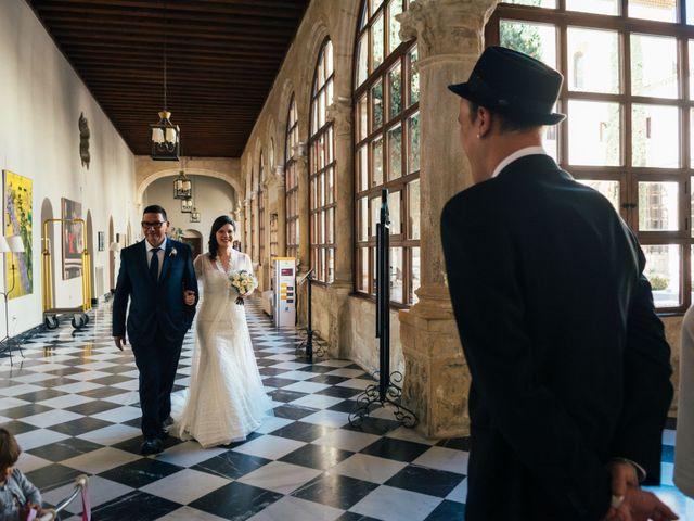 La boda de Daniel y Andrea en Cuenca, Cuenca 19