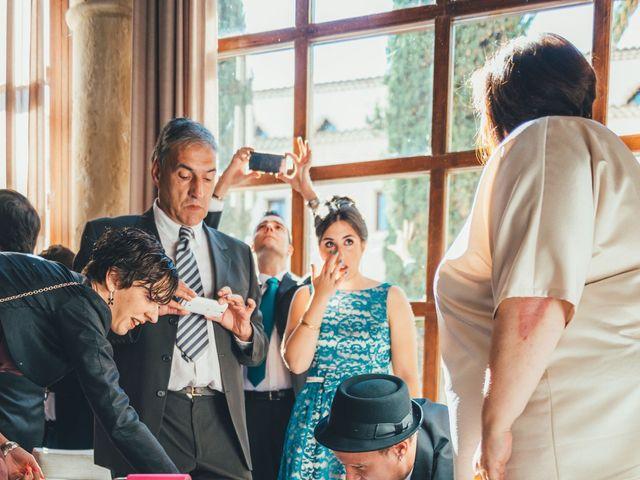 La boda de Daniel y Andrea en Cuenca, Cuenca 21