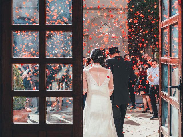La boda de Daniel y Andrea en Cuenca, Cuenca 25