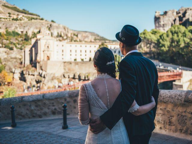 La boda de Daniel y Andrea en Cuenca, Cuenca 29