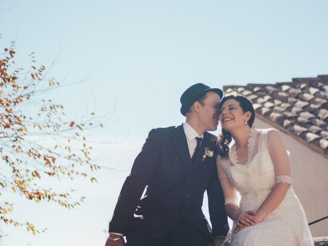 La boda de Daniel y Andrea en Cuenca, Cuenca 30
