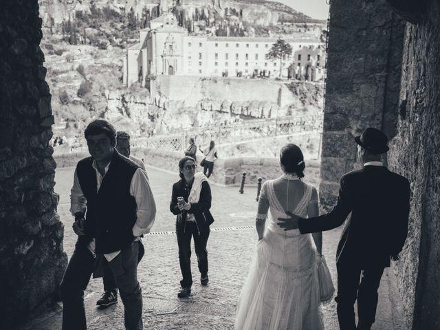 La boda de Daniel y Andrea en Cuenca, Cuenca 32