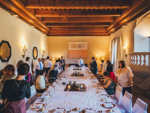La boda de Daniel y Andrea en Cuenca, Cuenca 36