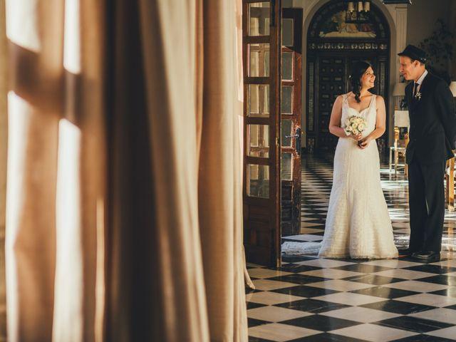 La boda de Daniel y Andrea en Cuenca, Cuenca 37