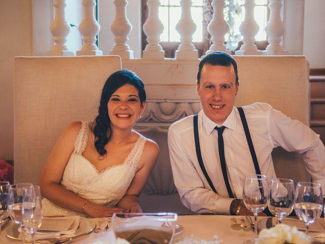 La boda de Daniel y Andrea en Cuenca, Cuenca 38