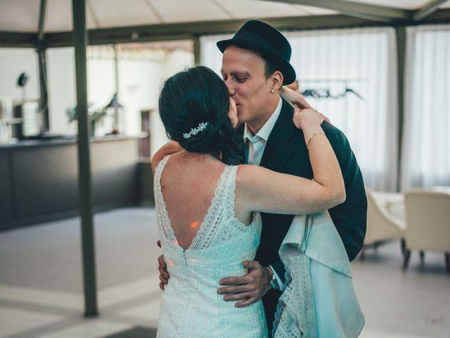 La boda de Daniel y Andrea en Cuenca, Cuenca 46