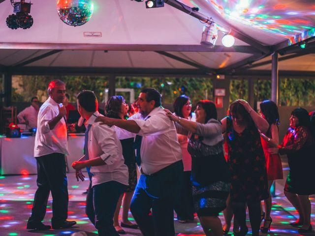 La boda de Daniel y Andrea en Cuenca, Cuenca 49