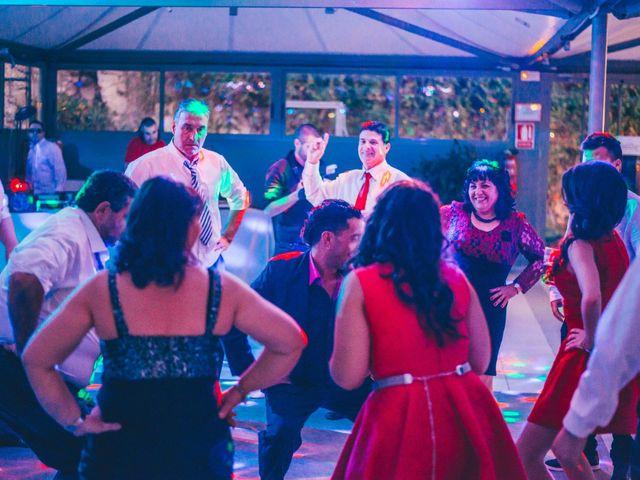 La boda de Daniel y Andrea en Cuenca, Cuenca 50