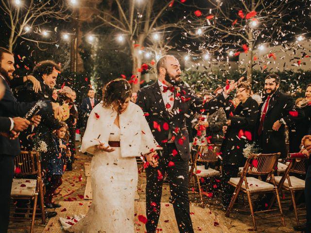 La boda de Adrián y Lara en Cubas De La Sagra, Madrid 37