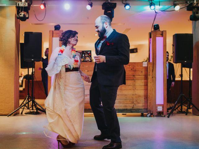 La boda de Adrián y Lara en Cubas De La Sagra, Madrid 61